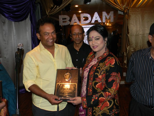 BADAM Jahan Hassan ekush news media
