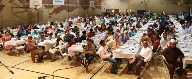 MUNA Iftar 2013